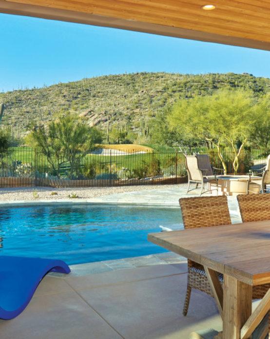 Tucson Interior Design Portfolio - Seven Saguaros Model 2