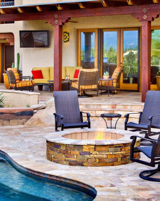 Tucson Interior Design Portfolio - Nob Hill 4