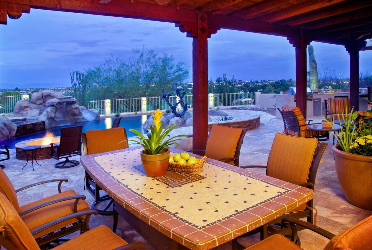 Tucson Interior Design Portfolio - Nob Hill