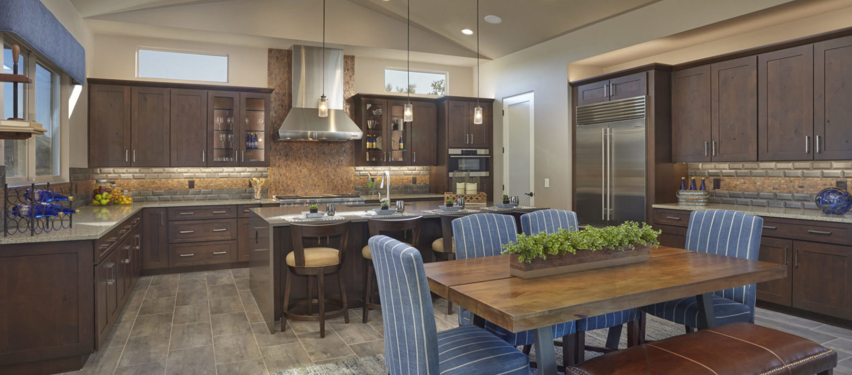 Interior design firms tucson in design commercial for Model home interior design firms